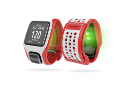 tomtom cardio watch